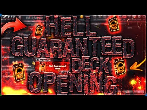 Hell guaranteed deck opening | Zula Europe | Weekly Opening #18