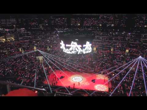 LA Clippers V. Atlanta Hawks - Match Introduction