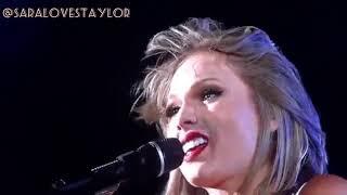 Wonderland Acoustic - Taylor Swift #1989 World Tour Full Video