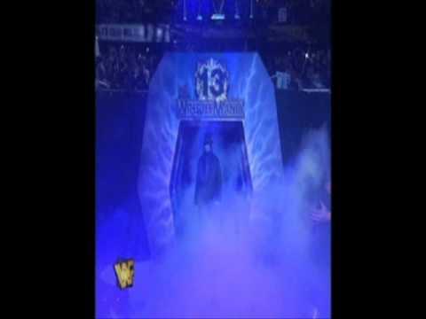 undertaker Attitude ERA 1997 theme (live)