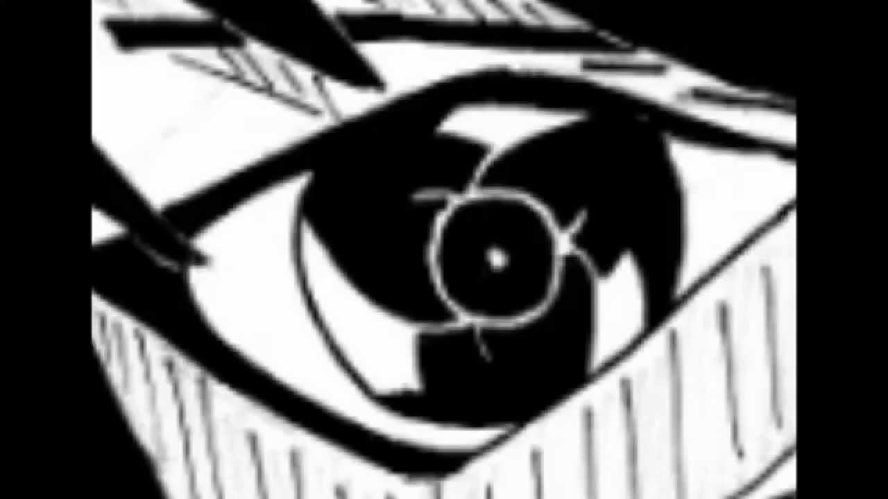 Sasukes Eternal Mangekyou Sharingan In The Manga