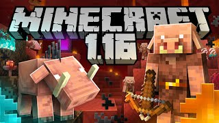 Minecraft 1.16 - Everything you need to know!
