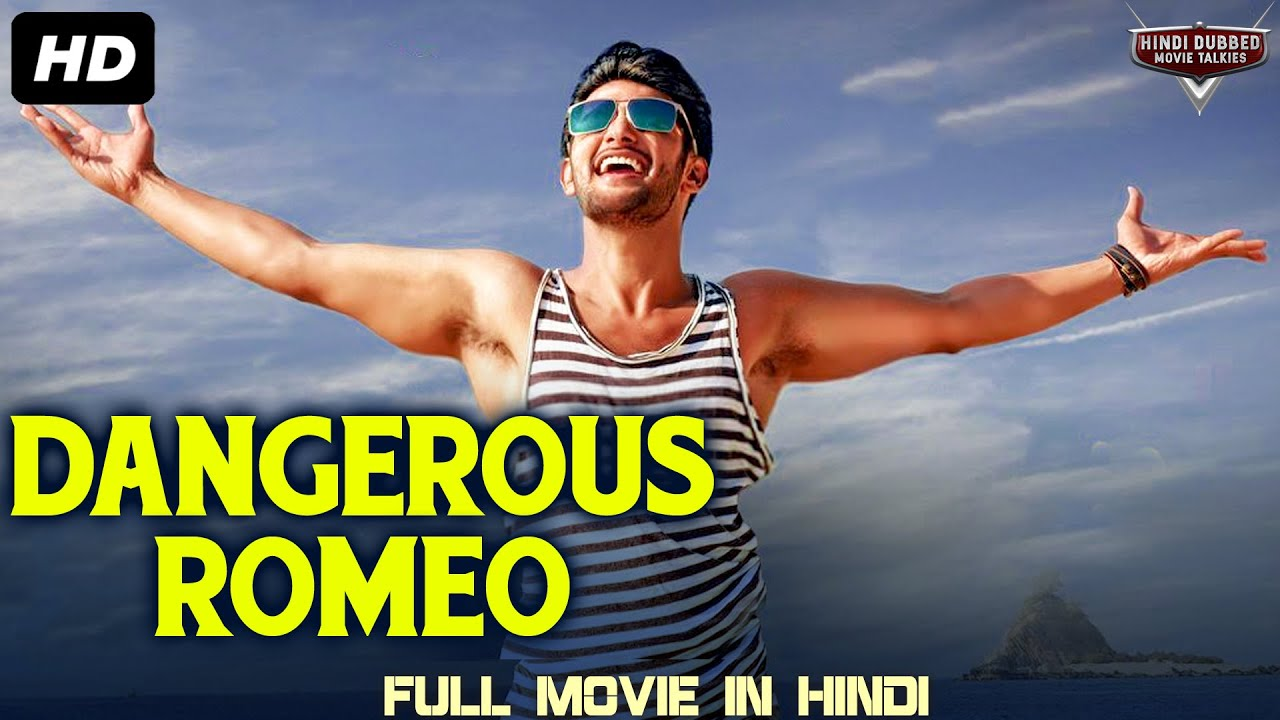 DANGEROUS ROMEO - South Indian Movies Dubbed In Hindi Full Movie | Aadi Hindi Dubbed Full Movie