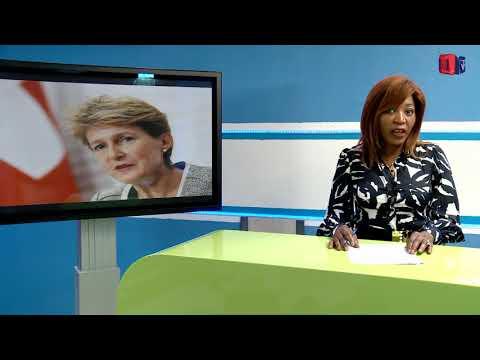 Diaspora TV Suisse Journal 5ème Édition