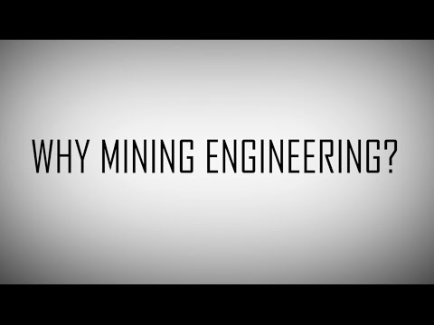 Why Mining Engineering at BCIT?