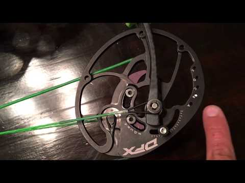 Repeat Hoyt ZT Draw Stop Instalation Video RX 1 RX 3 Helix