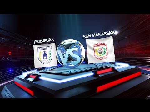 Grup B: Persipura vs PSM Makasar (1-0) - Match Highlights