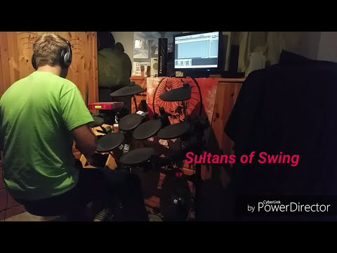 Dire Straits Sultans Of Swing Drum Cover
