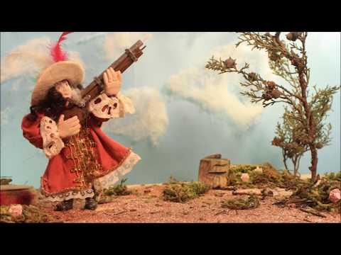 el-miliciano--stop-motion-animation