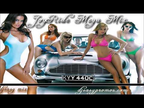 JoyRide Riddim Mega Mix Full (49 Tracks) mix by  djeasy