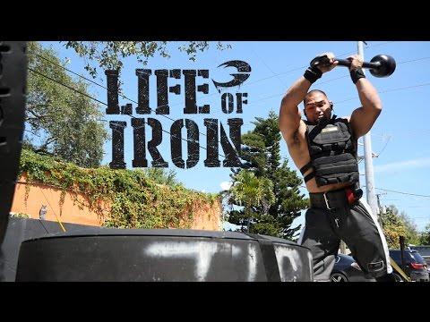 LIFE of IRON: Episode 4 Tony Sentmanat - RealWorld Tactical