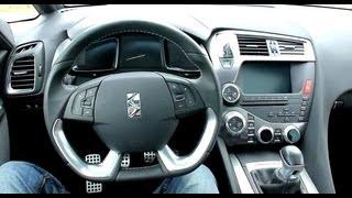 2012 Citroen DS5 THP 200 SportChic Interieur in Detail [8/9]