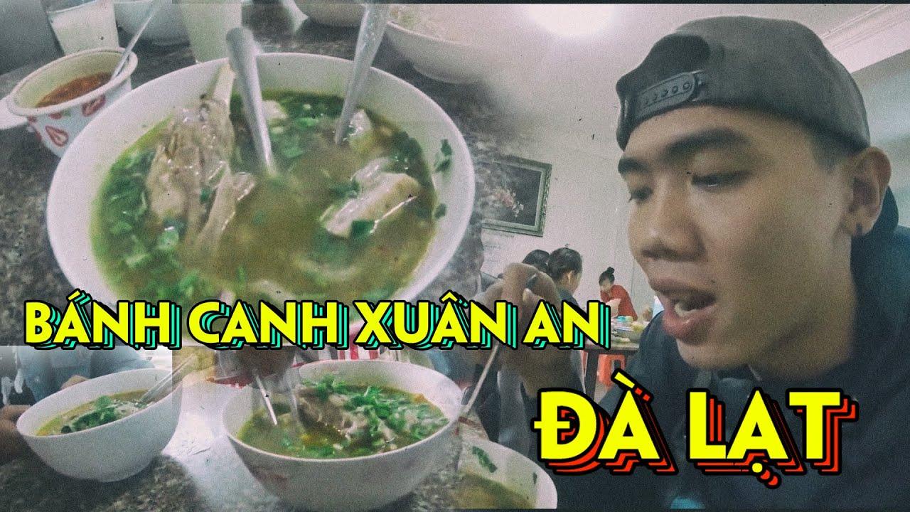 Review Bánh Canh Xuân An Bán 30 Năm Tại Đà Lạt | Vietnam Vlog #16 | MinMin