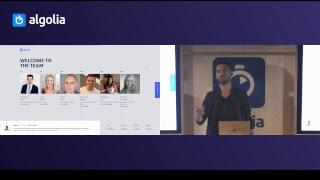 Paris Design meetup at Algolia - Live stream 🎉