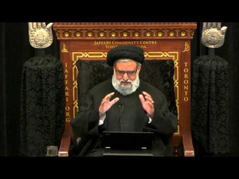 Following & Becoming a Perfect Role Model; H Muslim's Obedience - Maulana Syed Muhammad Rizvi