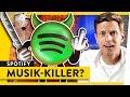 Spotify - Schlimmer Als Raubkopieren?! | Walulis
