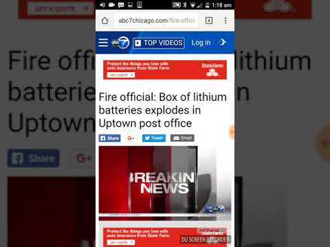 Explosion @ Chicago Post Office. Hebrew Israelites. Ww3.Gocc.