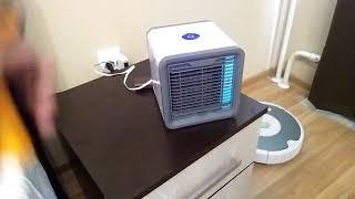 Arctic air кондиціонер огляд, тест