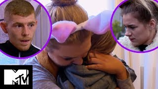 Amber Confronts Ste And Kirsty About Not Seeing Son Brooklyn In An Emotional Row | Teen Mom UK 4