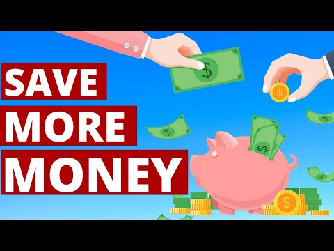 Easy Ways To Save Money In 2020