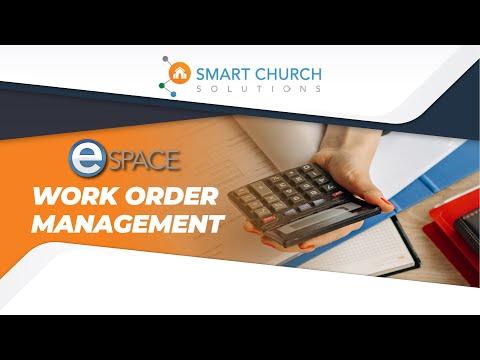 eSPACE Work Order Management