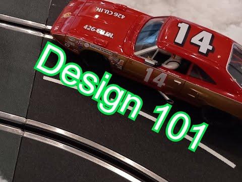How to Design a Slot Car Track
