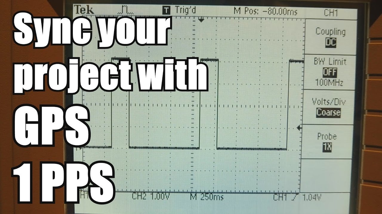 Sync your project with GPS 1PPS