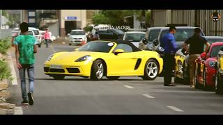SUPERCARS IN INDIA ( NEW DELHI ) - Porsches in DELHI Traffic