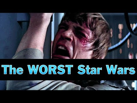 Why The Last Jedi Is The Worst Star Wars