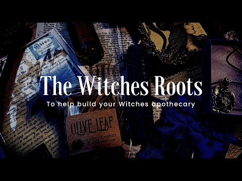 THE WITCHES ROOTS & PRO WITCH TIPS