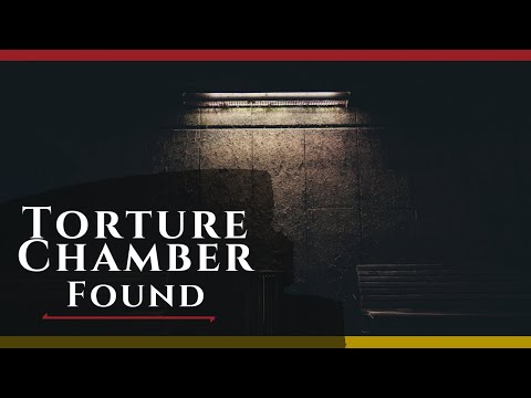 Secret Torture Chamber Criminal Gang Used