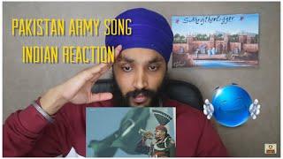 vuclip HAMARA PAKISTAN   Urdu   ISPR   Pakistani Army Song Reaction