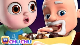 Johny Johny Yes Papa - Grandparents Version - ChuChu TV Nursery Rhymes & Kids Songs