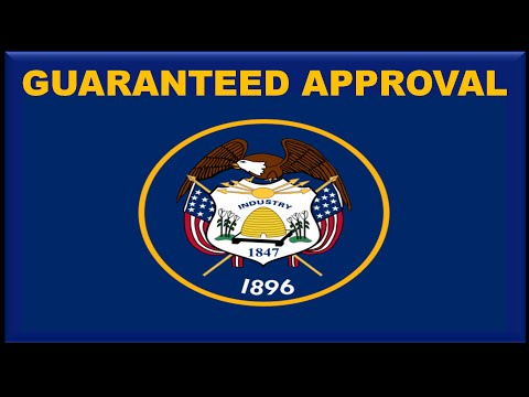 Utah State Car Financing : Fastest & Secure Service for Bad Credit Auto Loans Guaranteed Approval