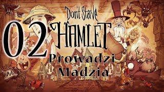 Don't Starve - Hamlet #02 - Ogarniamy miejscówkę