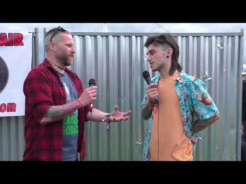 The One Hundred Interview Bloodstock Festival 2017
