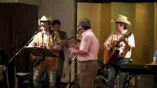 大牟田のグランドホテル清風荘にてケビン&ロッキンカントリバンドのラ...