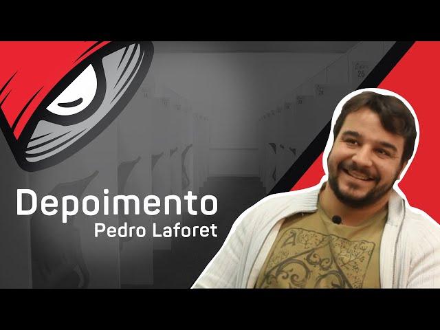 Depoimento - Pedro Laforet