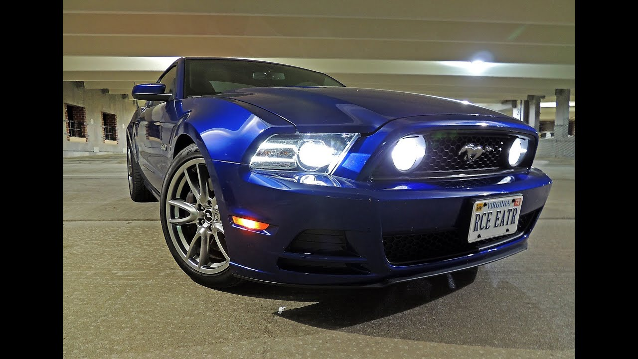 Adding oracle halos to raxiom 2010 style headlights ford mustang forum