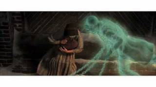 A Scene from A Christmas Carol: Three Ghosts
