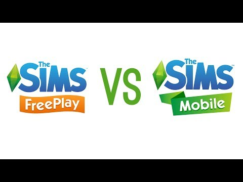 Sims FreePlay Vs Sims Mobile - What's The Difference? (OPINION)