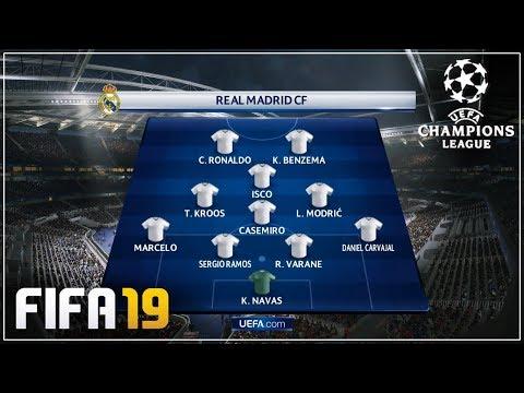 FIFA 19 Dapat Lisensi Resmi UEFA Champions League & Europa League?! RIP Pro Evolution Soccer