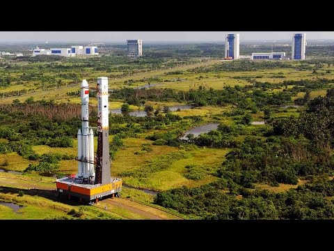 China's first cargo spacecraft Tianzhou-1 conducts final rehearsal before launch