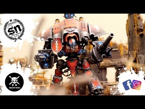 """SN Battle Reports """"Behind the Scenes"""" Featuring Tabletop Tactics"""
