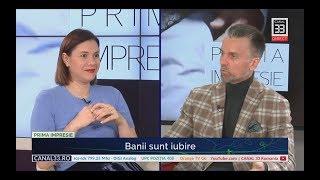 Gambar cover Banii sunt iubire - cu Cezar și Oksana Ionașcu