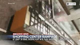 El Paso, Texas shooting: Officials give update on Walmart shooting | ABC News
