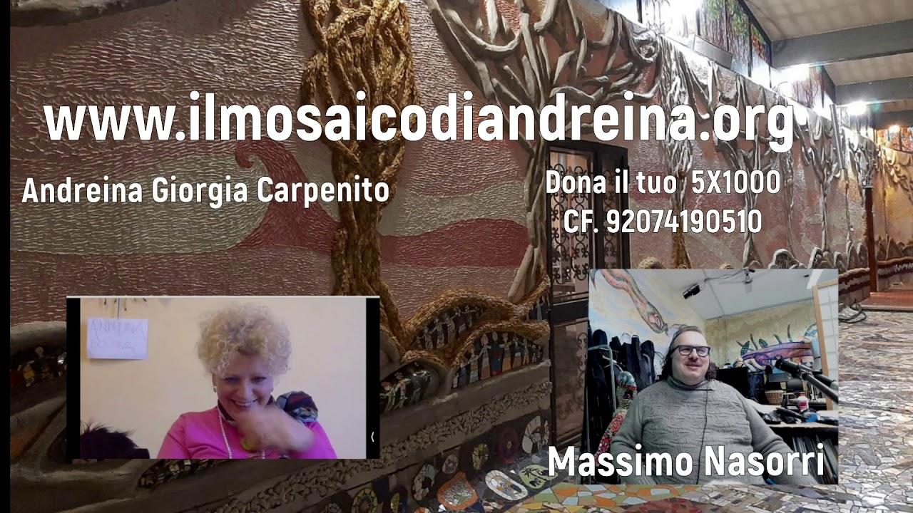 Storie del mosaico: Massimo Nasorri un maestro di musica  per tutte le età e abilità