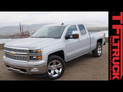 2015 Chevy Silverado 1500 6 2l V8 This Just In Youtube