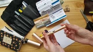 Обзор перьевой ручки lamy lx ef розовое золото