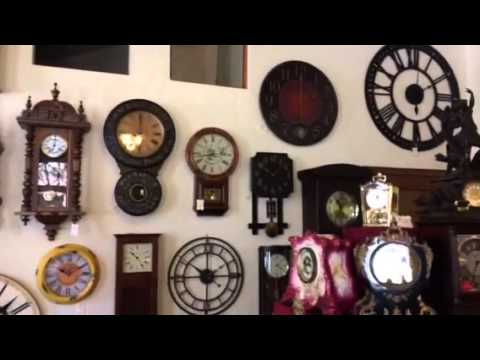 The Hickory Dickory Doc Clock Shop